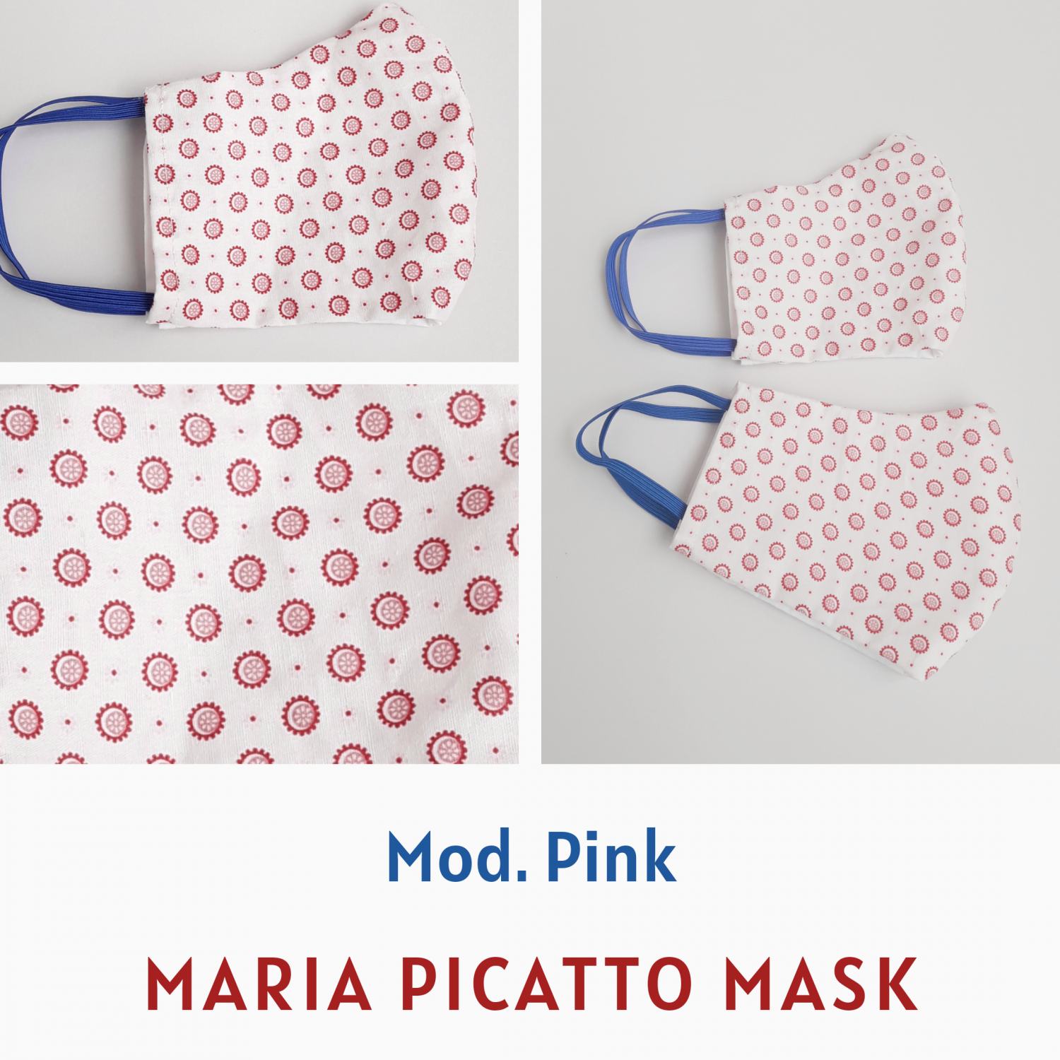 Mascarillas Pink